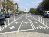 DC's Plan For More Protected Bike Lanes