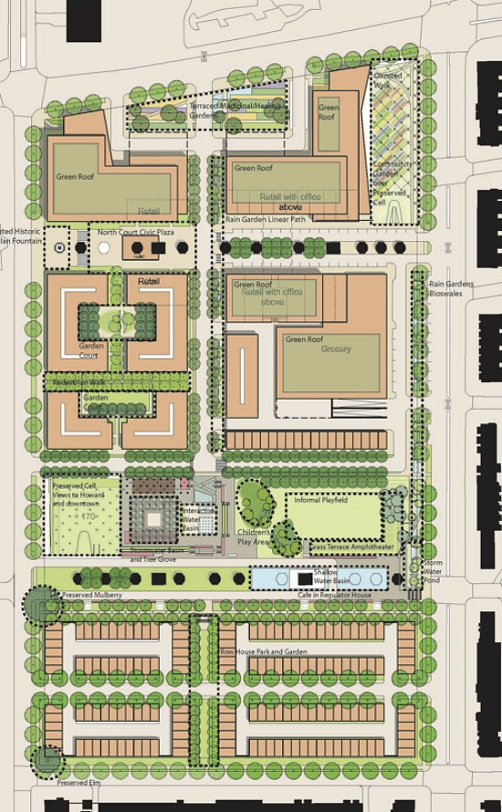 McMillan Redevelopment Salon Addresses Concerns of Area Residents: Figure 1
