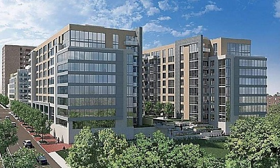 360 New Apartments For Bethesda?: Figure 1
