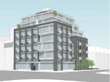 40-Unit Residential Project Proposed for Zipcar Lot on 14th Street