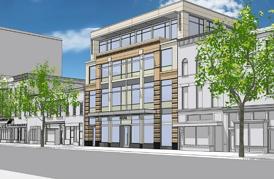 New Office Building Proposed for 14th and S Street: Figure 1