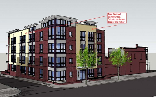 Pleasant Plains To Get a New 26-Unit Condo Project: Figure 1