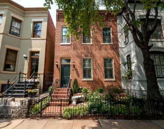 Best New Listings: A Capitol Hill Favorite, A Lot of Exposed Brick and A Fancy Tub: Figure 1