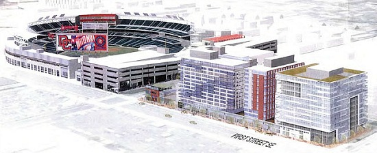 292 Residential Units Planned Near Nats Stadium: Figure 1