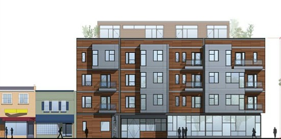 21-Unit Project Coming to Hill East: Figure 1
