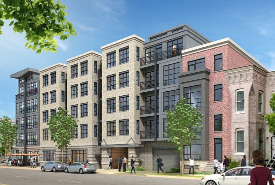 HPRB Approves New 54-Unit Condo Project At Former Fight Club Site: Figure 2