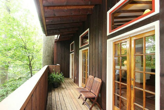 This Week's Find: A Modern Log Cabin: Figure 6