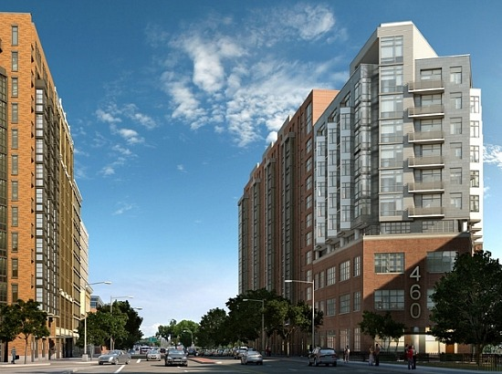 Renderings Released For New 63-Unit Condo Project in Mount Vernon Square: Figure 1