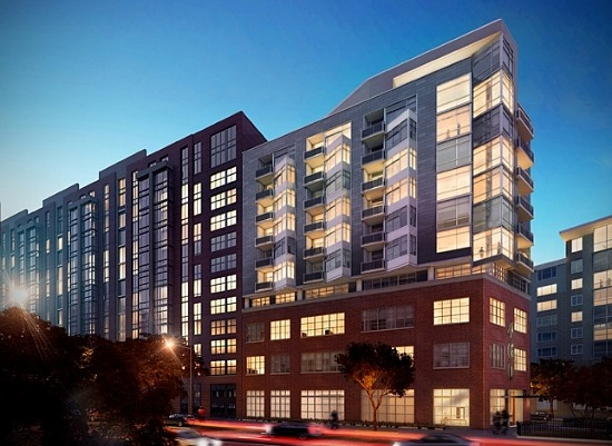 Renderings Released For New 63-Unit Condo Project in Mount Vernon Square: Figure 2