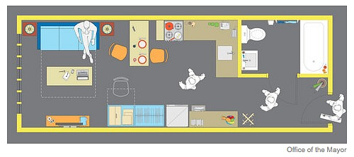 Poll Could You Live In 275 Square Feet