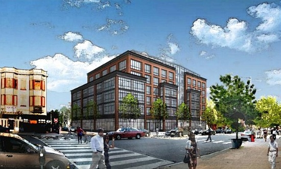 14th Street Post Office Razed, 144-Unit Apartment Building Moving Forward?: Figure 1