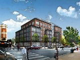 14th Street Post Office Razed, 144-Unit Apartment Building Moving Forward?
