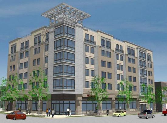 Developments Filling Up Lower Georgia Avenue: Figure 3