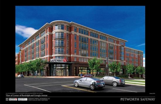Developments Filling Up Lower Georgia Avenue: Figure 2
