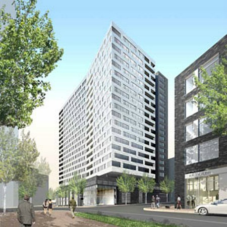 A Rundown Of the Residential Projects on Tap For Silver Spring: Figure 2