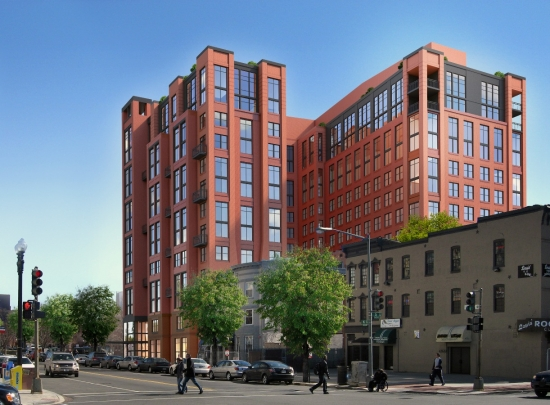 The New Apartment Buildings Delivering In DC - Nw washington dc apartments