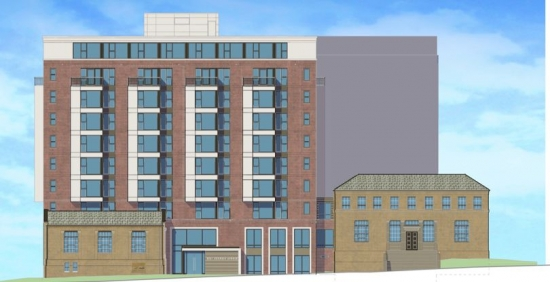 A Rundown Of the Residential Projects on Tap For Silver Spring: Figure 8