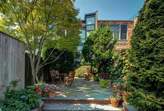 Best New Listings: Glass-Backed on Capitol Hill and a Sunroom in Bloomingdale: Figure 1