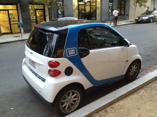 Arlington Approves Cross-Jurisdictional Car2Go Service With DC: Figure 1