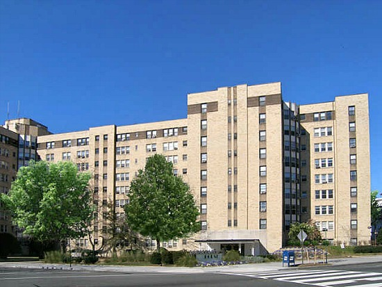 125-Unit Apartment Building Planned For Kalorama Road: Figure 1