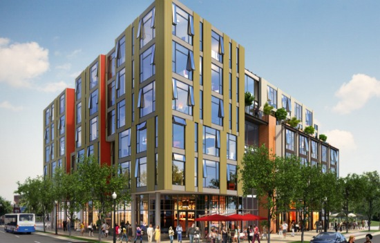 New Renderings Released For JBG's 242-Unit Florida Avenue Project: Figure 1