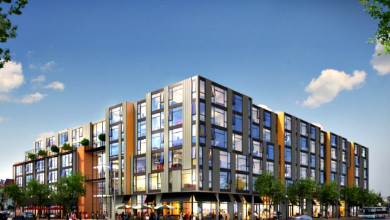 New Renderings Released For JBG's 242-Unit Florida Avenue Project: Figure 2
