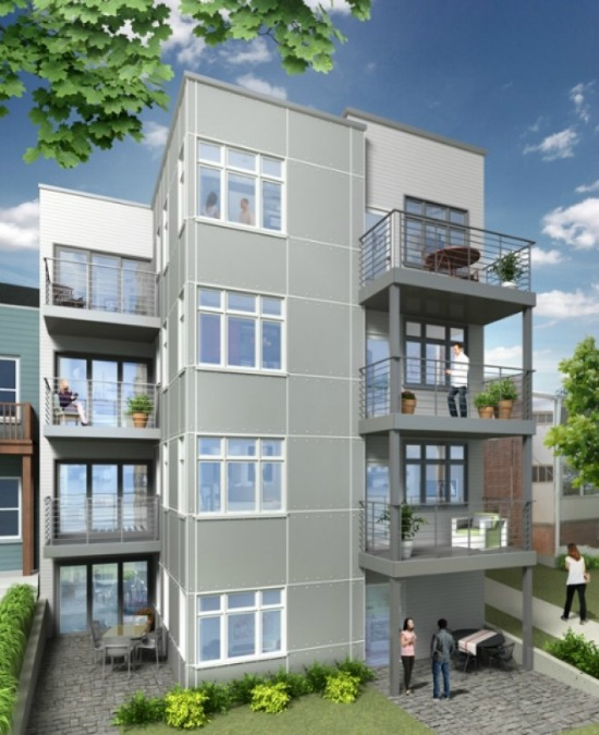 New Renderings Released For Boutique Condos in Glover Park: Figure 2