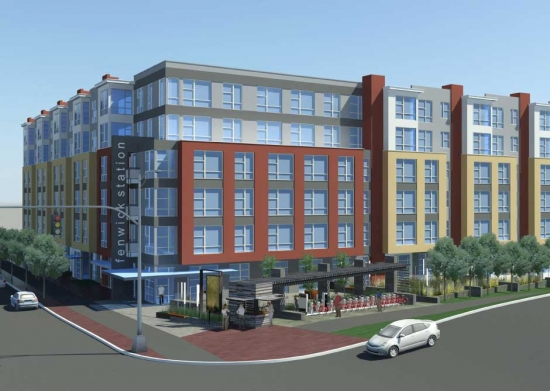 A Rundown Of the Residential Projects on Tap For Silver Spring: Figure 6