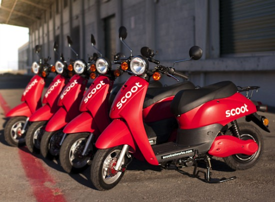 Could the Zipcar for Scooters Work in DC?: Figure 1