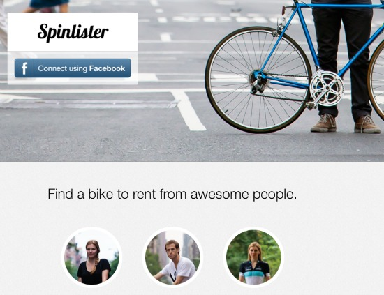 "Could Spinlister Become the ""Airbnb for Bikes""?: Figure 1"