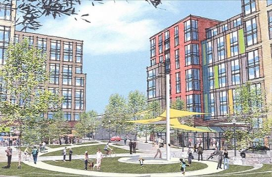 A Rundown Of the Residential Projects on Tap For Silver Spring: Figure 3