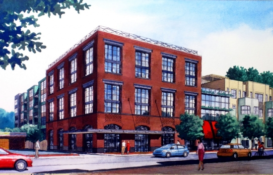 A Rundown Of the Residential Projects on Tap For Silver Spring: Figure 9