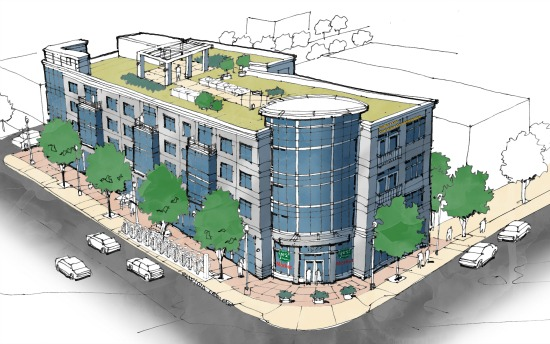 6 Proposals for H Street Library Redevelopment: Figure 4
