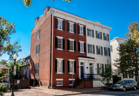 Evermay Owners Sell Georgetown House At Slight Discount: Figure 1