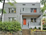 Best New Listings: Colorful Condo Alternative, 60's Style Futuristic, and Modern Detached