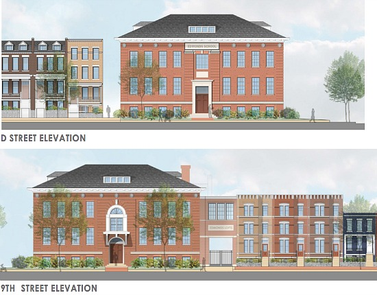 Capitol Hill Schoolhouse Will Become Residential Project: Figure 2