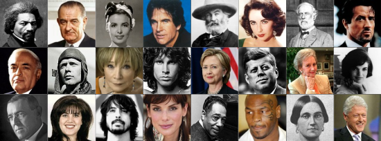 80 Famous People and Where They Lived in DC: Figure 1