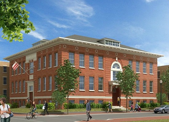 Capitol Hill Schoolhouse Will Become Residential Project: Figure 1