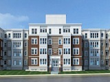 142-Unit Apartment Complex in Hill East Will Commence Leasing in January