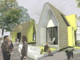 Could Alleys Be Filled with Pre-Fab Micro Homes?