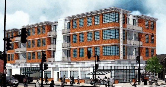 Plans for H Street's R.L. Christian Library Move Forward: Figure 4