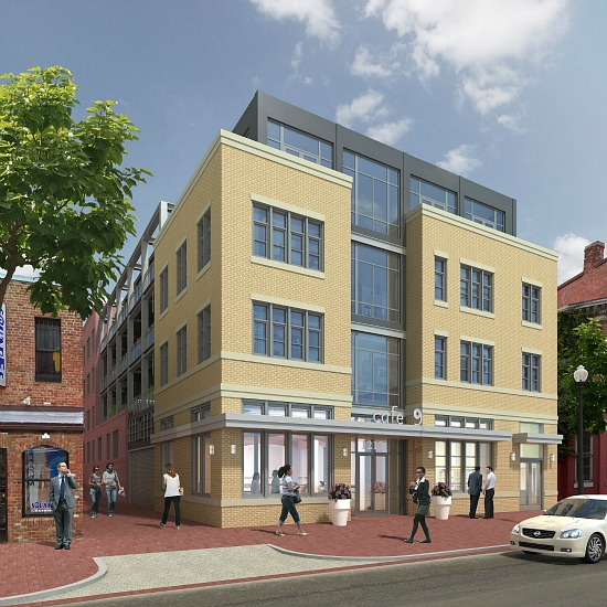 Renderings Released For Shaw's Blagden Alley Residences: Figure 2