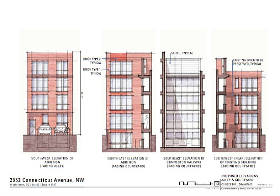 Nine-Unit Residential Project Gets Approval in Woodley Park: Figure 1