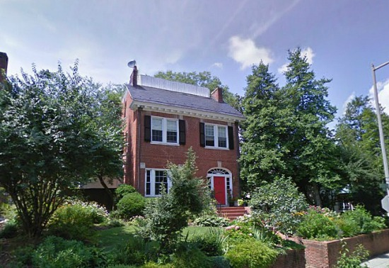 Brokaw, Rose, Russert: DC's Newsiest House: Figure 2