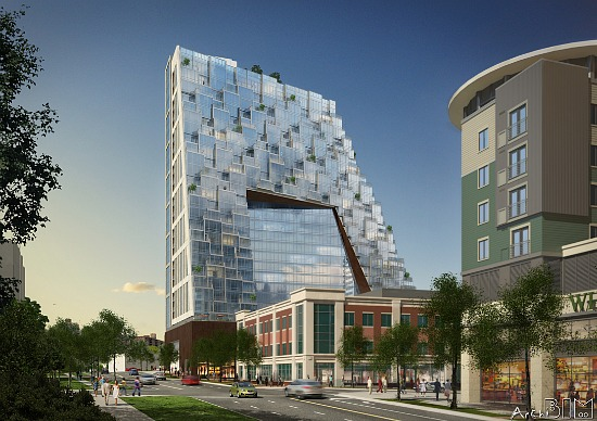 Best Design of The Year: Montgomery County's Tallest Residences: Figure 2