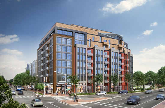 DC Selects Team to Re-Develop Shaw's Parcel 42: Figure 1