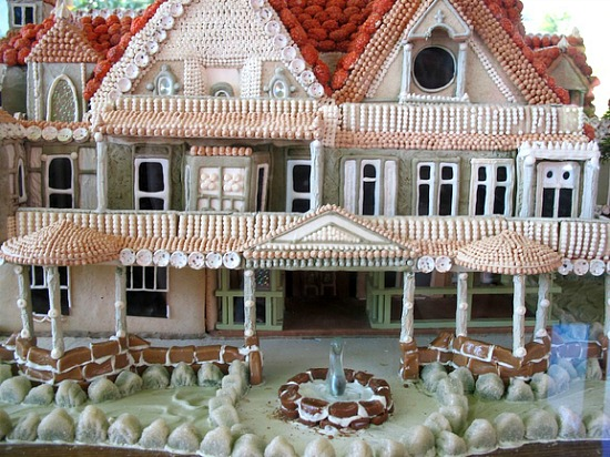 A University Made Of Gingerbread
