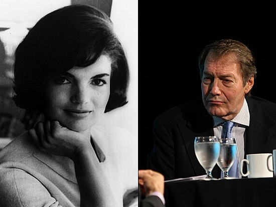 The DC Homes Where Jackie Kennedy and Charlie Rose Lived: Figure 1