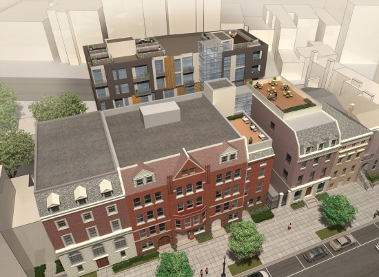 68-Unit Dupont Circle Condo Project Approved, Construction Begins in 2013: Figure 1