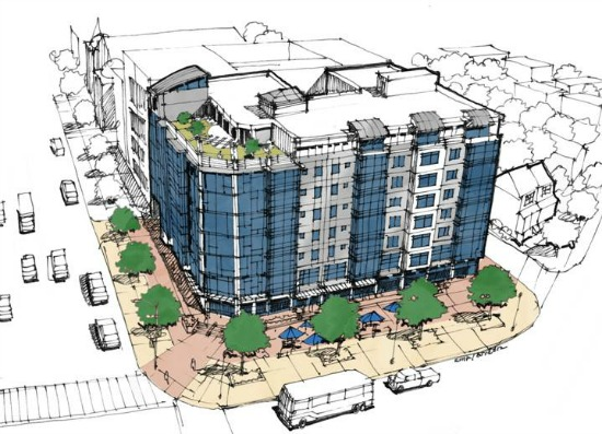 Three Development Teams Make Short List for Shaw's Parcel 42: Figure 3